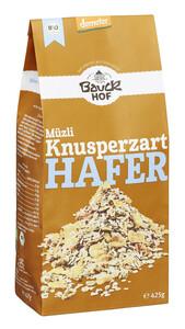 Bauckhof Demeter Bio Müzli Knusperzart Hafer 425 g