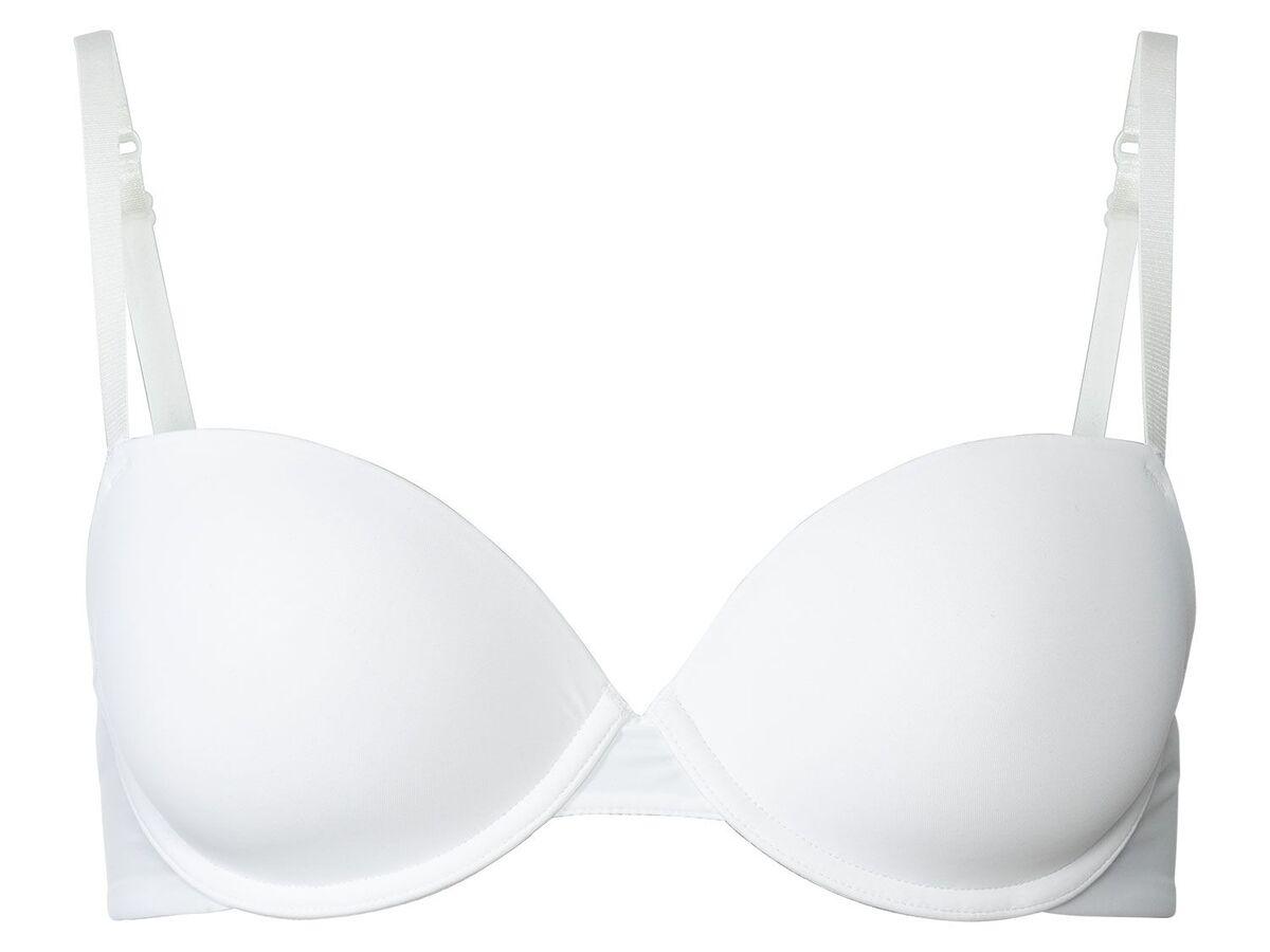 Bild 9 von ESMARA® Lingerie BH, 2 Stück, in Plunge-Form, mit gepaddeten Cups, mit Elasthan