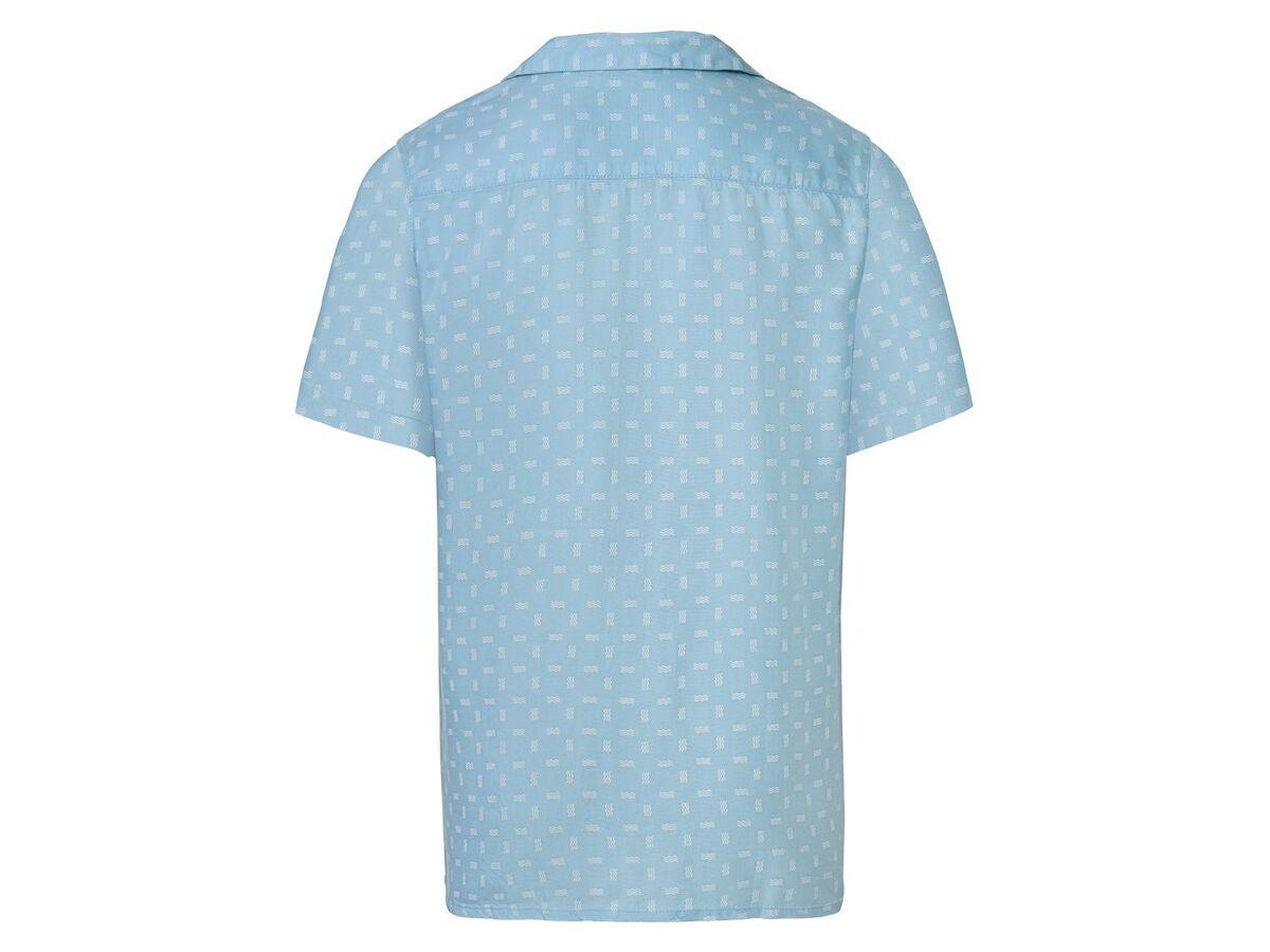 Bild 10 von LIVERGY® Hemd Herren, kurzarm, leicht taillierter Schnitt, aufgesetzte Brusttasche