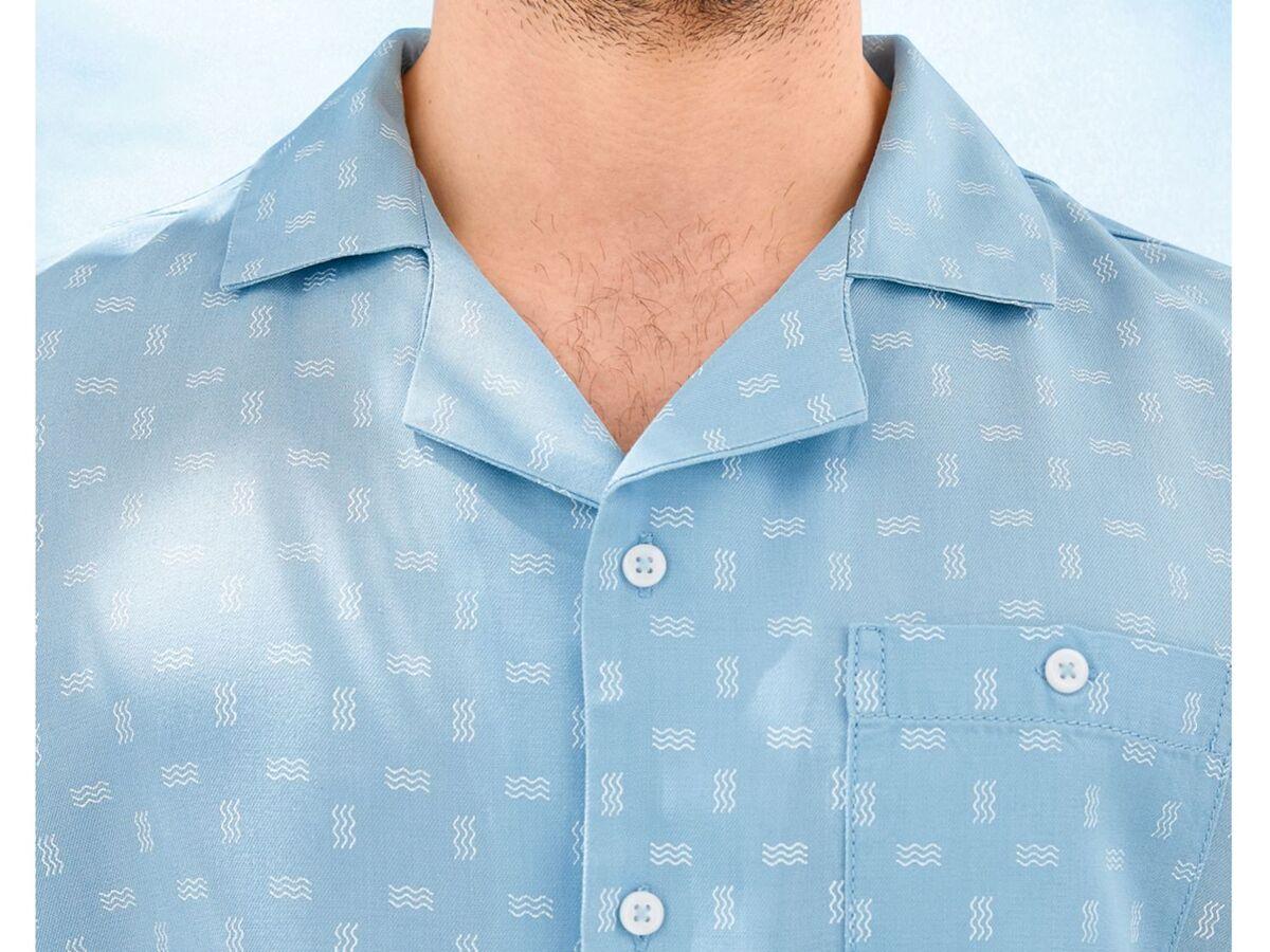 Bild 11 von LIVERGY® Hemd Herren, kurzarm, leicht taillierter Schnitt, aufgesetzte Brusttasche