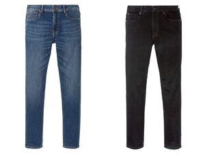 Stock&Hank Jeans Slim Fit Herren, 5-Pocket-Style, mit Baumwolle