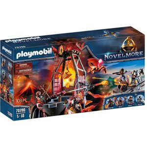 Playmobil® 70390 - Burnham Raiders Lavamine - Playmobil® Novelmore