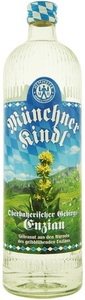 Georg Hemmeter Münchner Kindl Oberbayerischer Gebirgs-Enzian 0,7 ltr