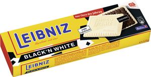 Leibniz Black`n White Kekse 125 g