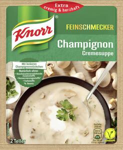Knorr Feinschmecker Champignon Cremesuppe 45 g
