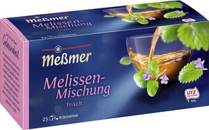 Meßmer Tee Melissen-Mischung 25x 2 g