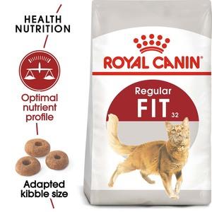 ROYAL CANIN FIT Trockenfutter für aktive Katzen 10kg