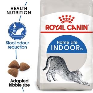 ROYAL CANIN INDOOR 27 Trockenfutter für Wohnungskatzen 2x10kg