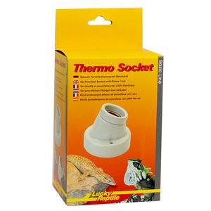 Lucky Reptile Thermo Socket Porzellanfassung Abgewinkelt