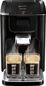 SENSEO® HD7865/60 HD7865/60 Kaffeepadmaschine Schwarz Höhenverstellbarer Kaffeeauslauf