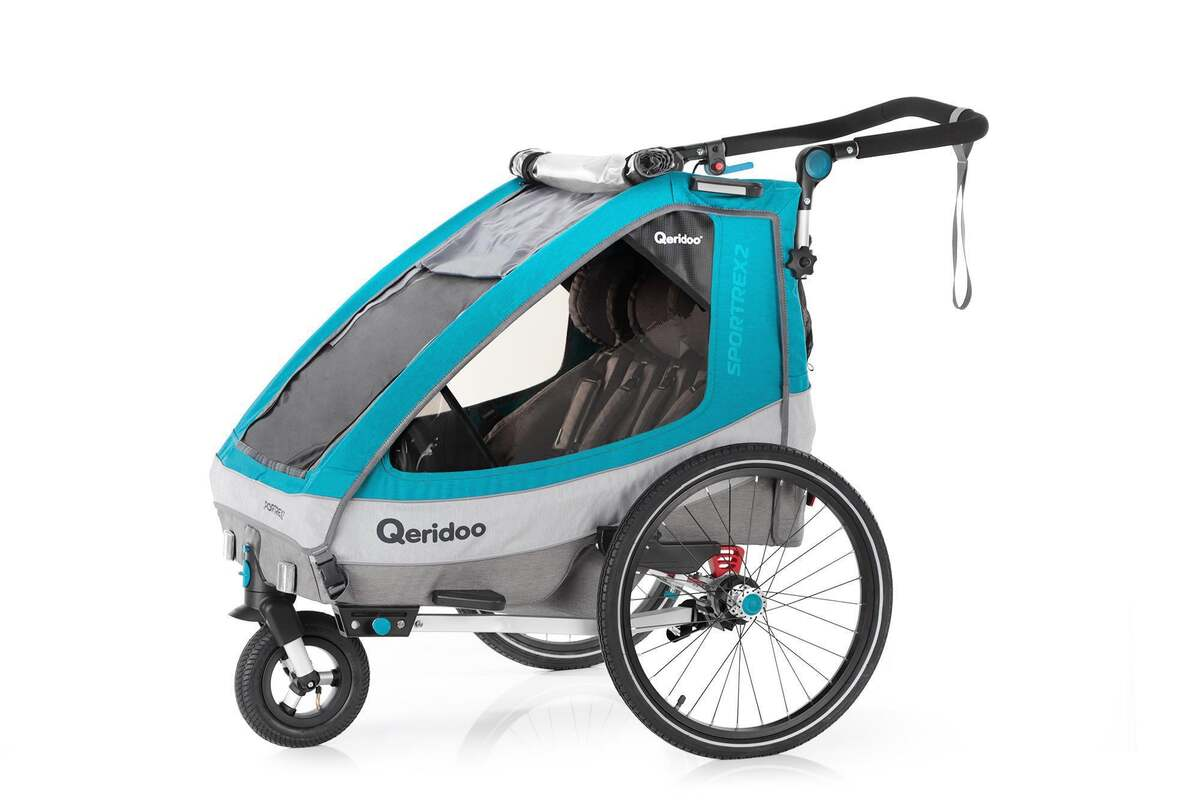 """Bild 1 von Qeridoo Kindersportwagen """"Sportrex2"""", Petrol"""
