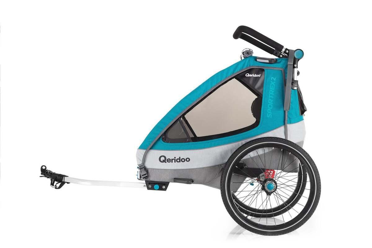 """Bild 5 von Qeridoo Kindersportwagen """"Sportrex2"""", Petrol"""