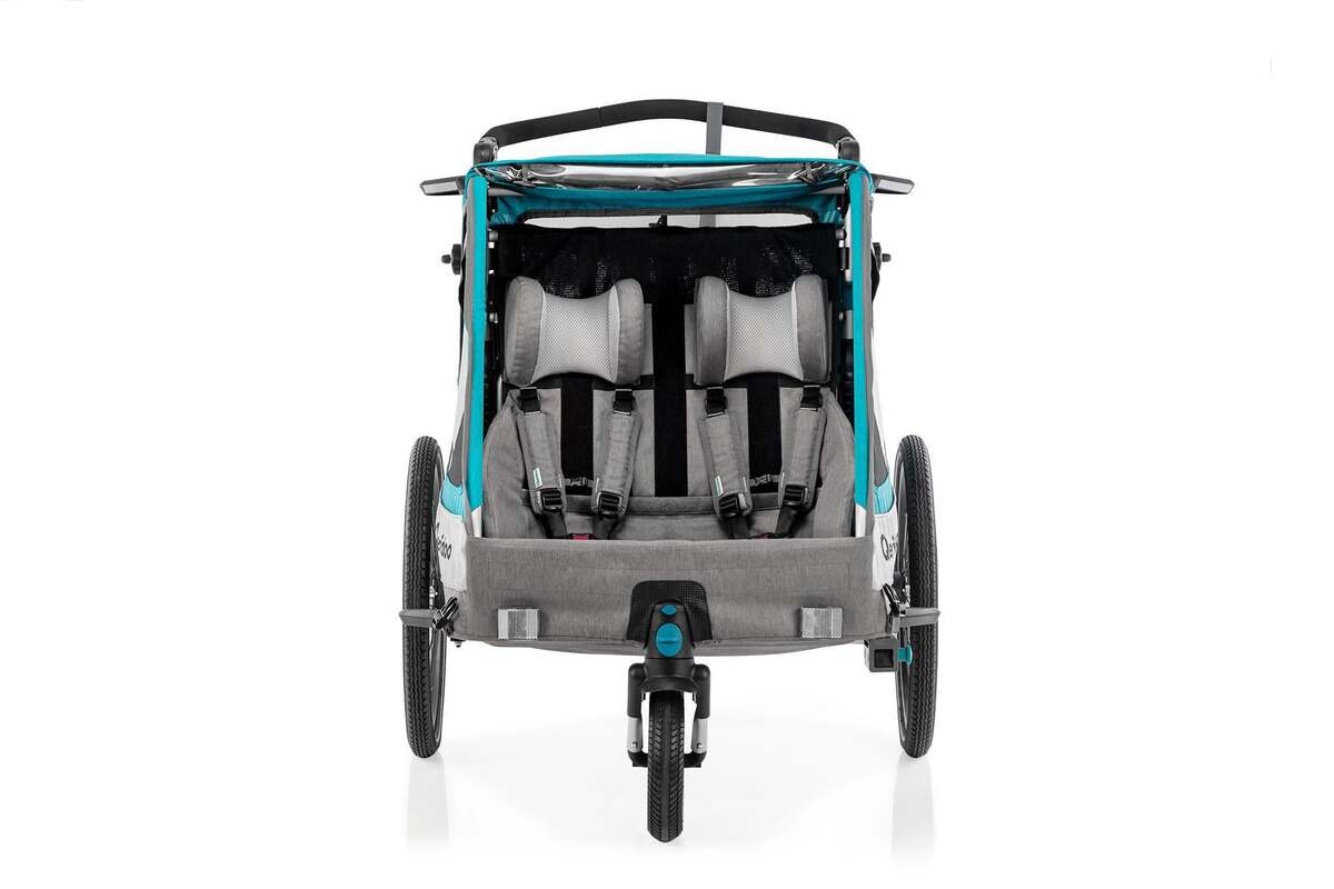 """Bild 6 von Qeridoo Kindersportwagen """"Sportrex2"""", Petrol"""