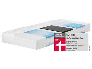 BeCo 7-Zonen Komfortschaum-Matratze  »Medibett Top«, formstabil, atmungsaktiv