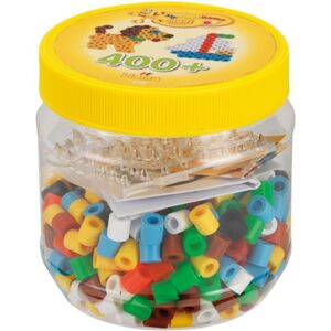 Hama Bügelperlen Maxi - 400 Perlen - gelb