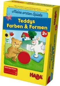 Haba Teddys Farben und Formen