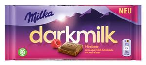Milka Darkmilk Himbeer 85 g