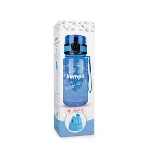 bumpli Trinkflasche blau