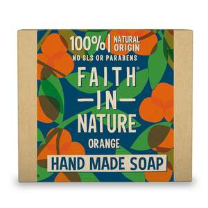 Faith in Nature Handseife Orange