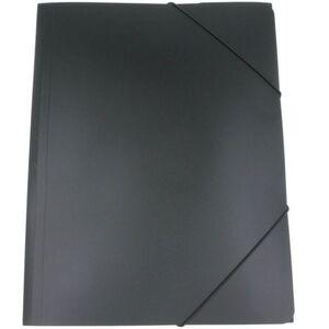 Eckspanner A4 - schwarz
