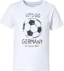 Baby T-Shirt weiß Gr. 86