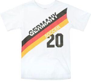 T-Shirt  weiß Gr. 176 Jungen Kinder