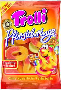 Trolli Fruchtgummi Pfirsichringe 200 g