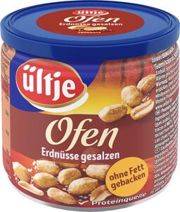Ültje Ofen Erdnüsse gesalzen 190 g