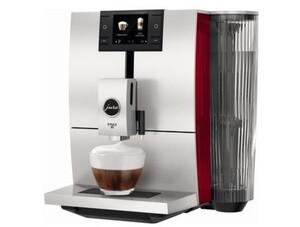 JURA Kaffeevollautomat Ena 8 rot
