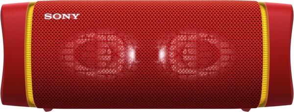 SRS-XB33R Multimedia-Lautsprecher rot