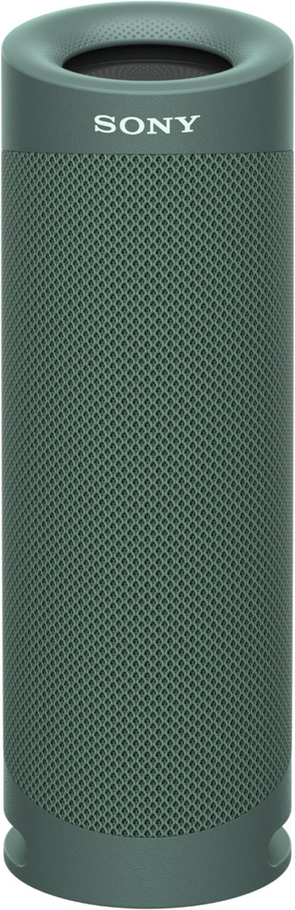 SRS-XB23G Multimedia-Lautsprecher grün
