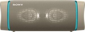 SRS-XB33C Multimedia-Lautsprecher beige