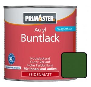 Primaster Acryl Buntlack RAL 6002 375 ml, laubgrün, seidenmatt