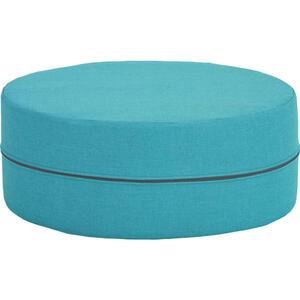 Carryhome Hocker blau  , Deconstructed , Textil , 50x20x50 cm , stapelbar , 001658000806