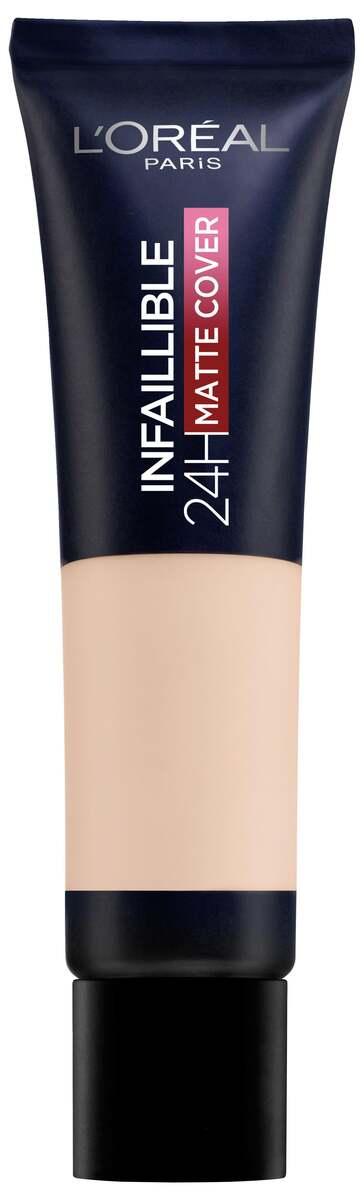 Bild 1 von L'Oréal Paris Infaillible 24H Matte Cover 110 Vanille Rose/Rose Vanilla