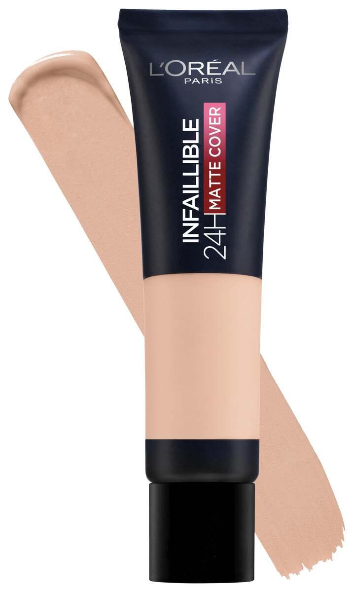 Bild 3 von L'Oréal Paris Infaillible 24H Matte Cover 110 Vanille Rose/Rose Vanilla