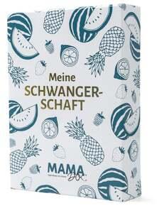 "MamaDoc Geschenkbox inkl. 61 Meilensteinkarten ""Meine Schwangerschaft"""