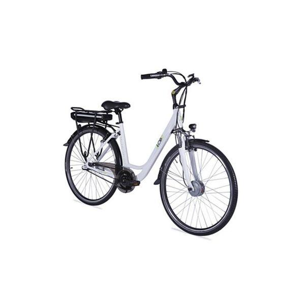 Llobe Metropolitan Joy City E-Bike weiß 36V/8Ah