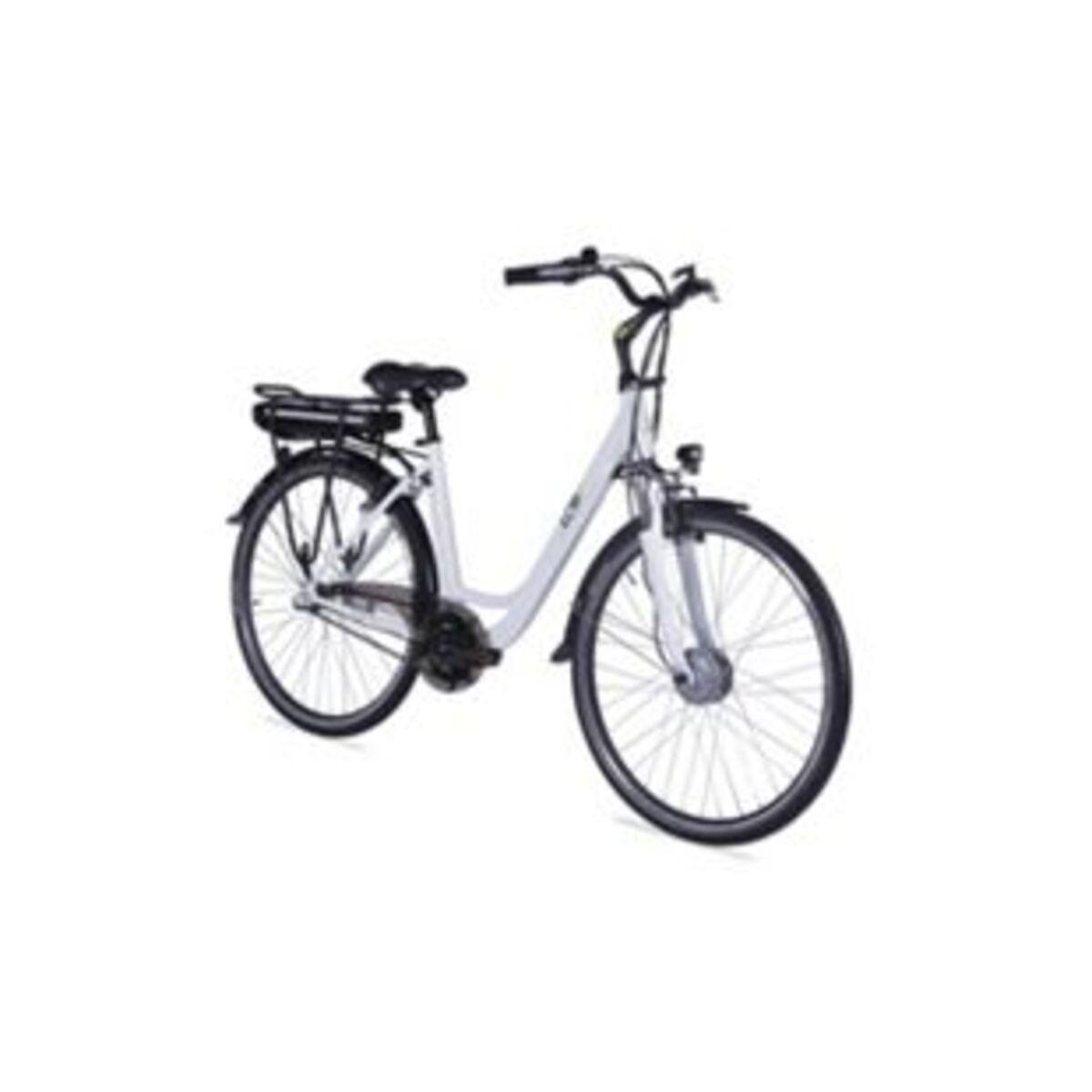 Bild 2 von Llobe Metropolitan Joy City E-Bike weiß 36V/8Ah