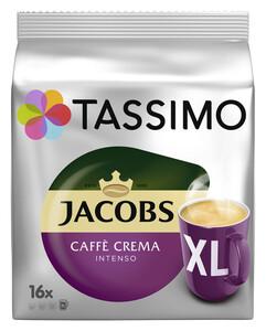 Tassimo Jacobs Caffè Crema Intenso XL 16x 9 g