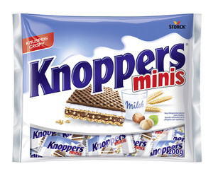 Knoppers Minis 200g 200 g