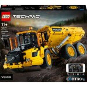 LEGO Technic 42114 Knickgel. Volvo-Dumper (6x6)