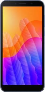 Huawei Smartphone Y5p ,  32GB, blau
