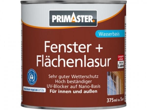 Primaster Fenster- und Flächenlasur SF923 375 ml, kiefer