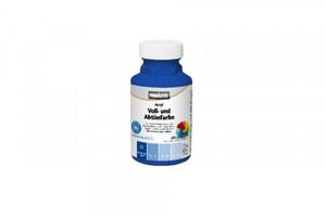 Primaster Voll- und Abtönfarbe SF006 ,  250 ml, ultramarineblau, matt