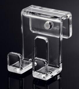 Primaster Haken Acryl, transparent