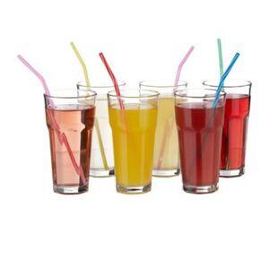 Trinkgläser 6er Set transparent