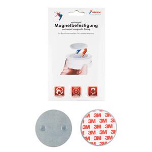 Stabo Magnethalterung universal für Rauchmelder