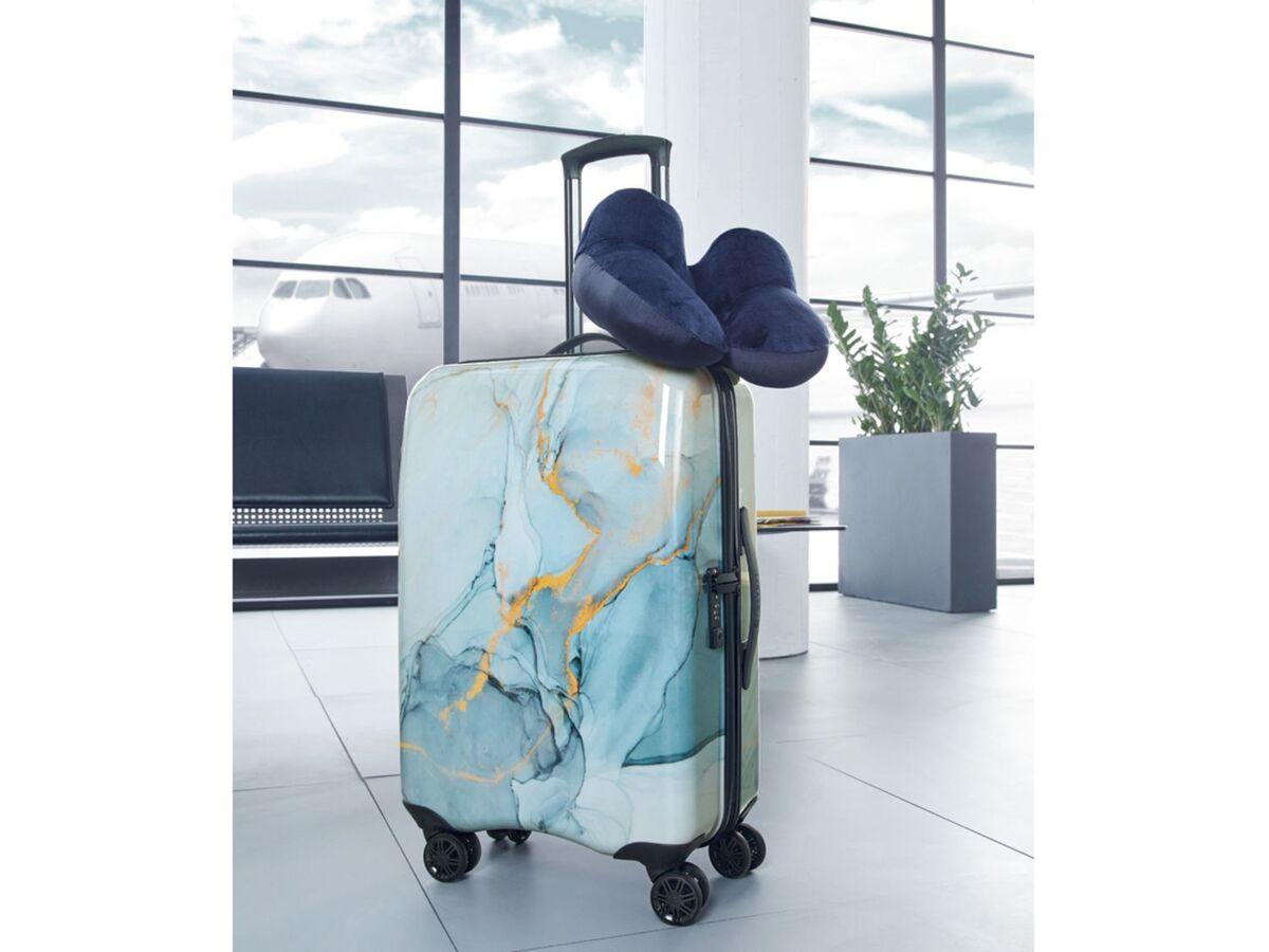 Bild 4 von TOPMOVE® Koffer, 60 l Fassungsvermögen, mit 4 Rollen, ABS-Polycarbonat-Gehäuse