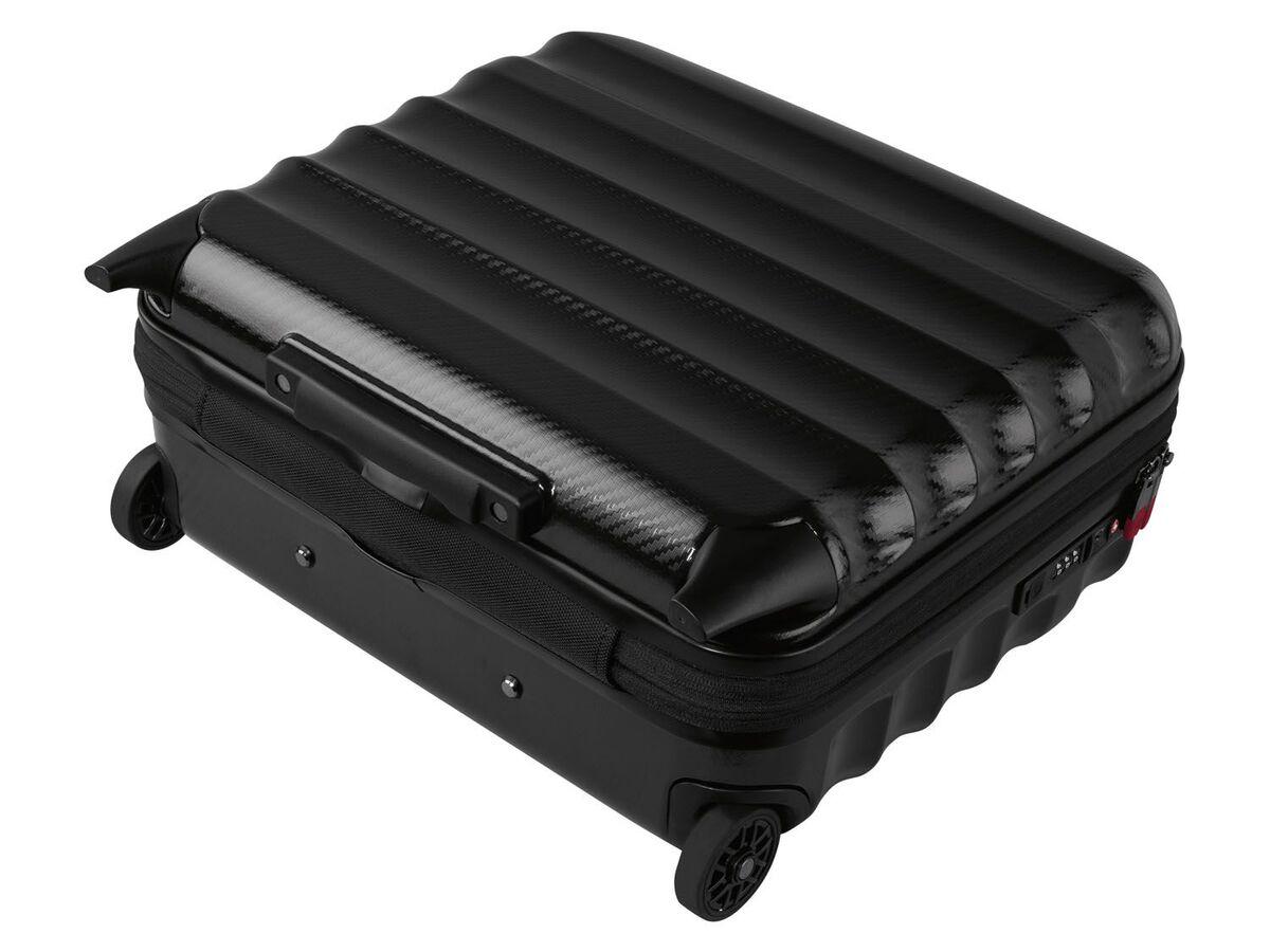 Bild 6 von TOPMOVE® Polycarbonat Business-Trolley/Bordcase, mit USB-A-Port, Regenschutzhülle